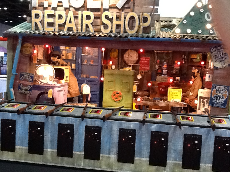 F.aulty Repair Shop